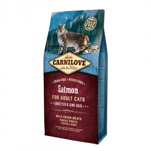 animalerie Carnilove Saumon 6 Kg