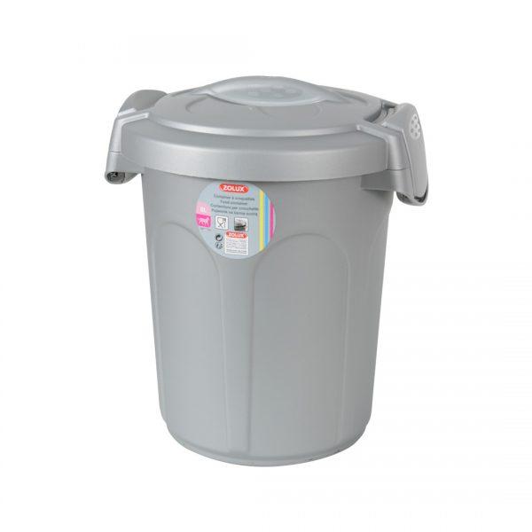 animalerie Zolux container gris 8 l 00044993 1