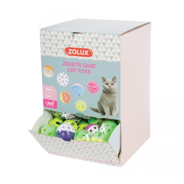 animalerie Zolux jouet balle 00049358