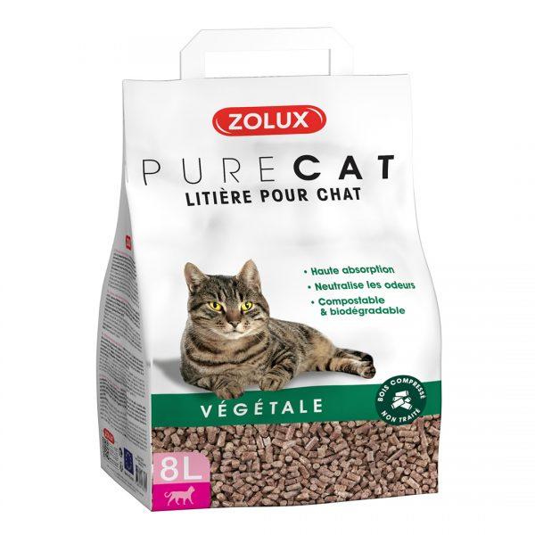 animalerie Zolux litiere vegetale8l 00060965 1