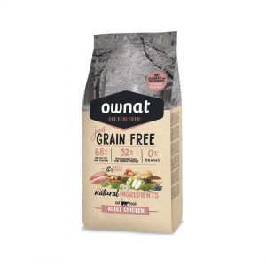animalerie ownat just chat adult 3kg
