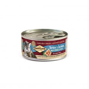 animalerie Carnilove Boîte chat Turkey Salmon for Adult Cats