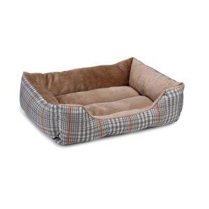 animalerie Distridog corbeille tweed rect 705258