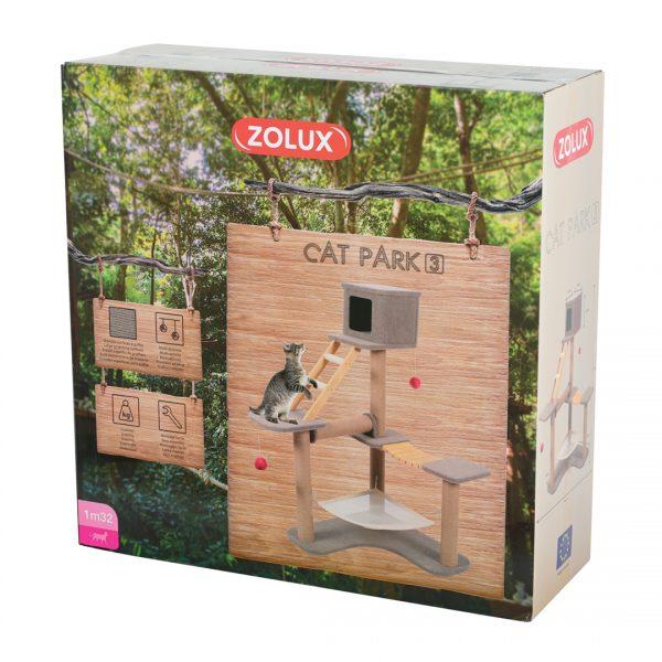 animalerie Zolux cat park 3 00058454