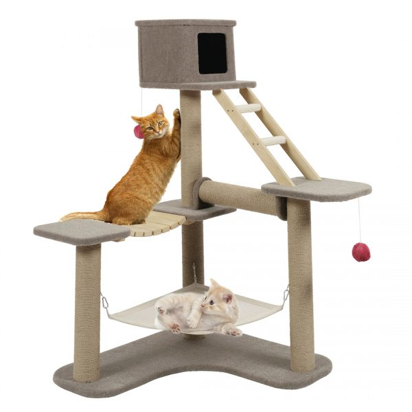 animalerie Zolux cat park 3 00066485