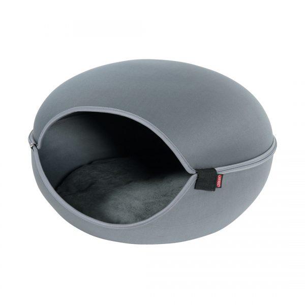animalerie Zolux dome louna gris 00047044