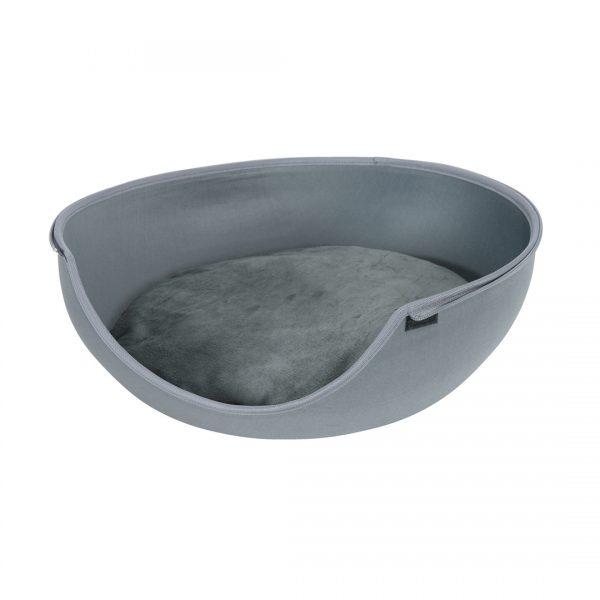 animalerie Zolux dome louna gris 00047047