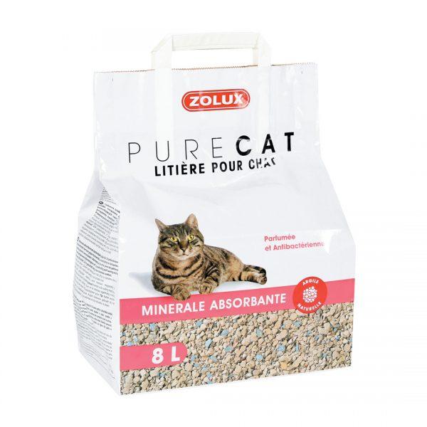 animalerie Zolux litiere absorb parf 8L 00032265