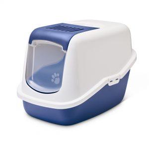 animalerie 0227 0WCB Nestor white nordic blue