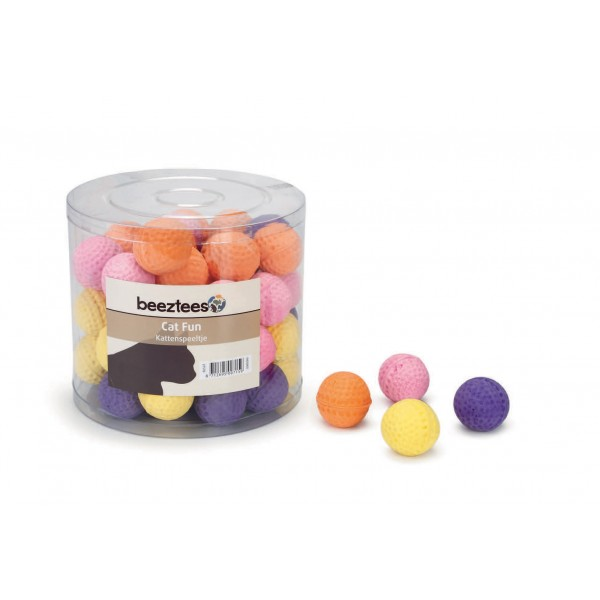 animalerie Distridog balle couleur 225511