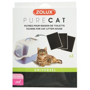 animalerie Zolux filtre maison toilette 00048711