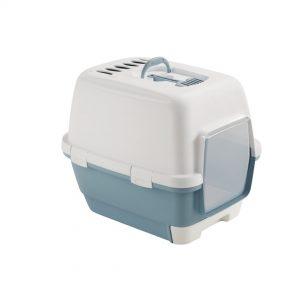 animalerie Zolux maison toilette clever bleu 00054573