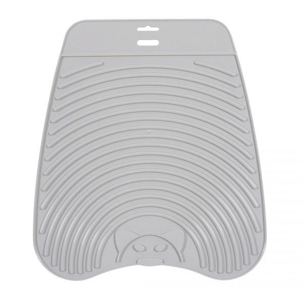 animalerie Zolux tapis hygienique gris 00033980